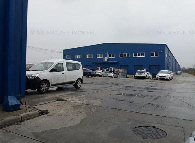 Spatiu depozitare -Centura Nord- Mogosoaia -780 mp - imaginea 1