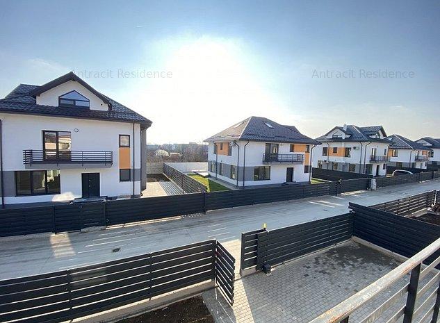 Antracit Residence 6 Vila individuala P+1+M 295 mp utili si teren 453 mp - imaginea 1