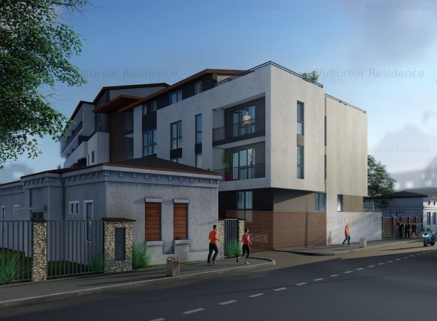 Penthouse 4 Camere Vulturilor Residence. Livrare 2019. Acasă, in inima capitalei - imaginea 1