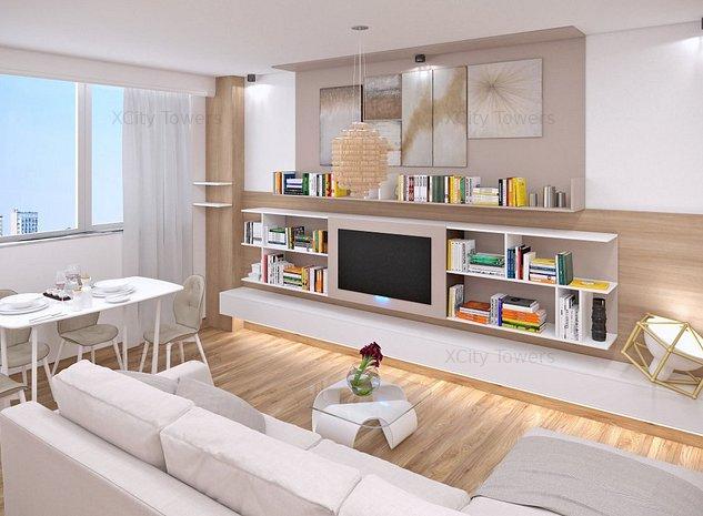 Apartament nou cu 3 camere și logie - predare în 2020 - imaginea 1