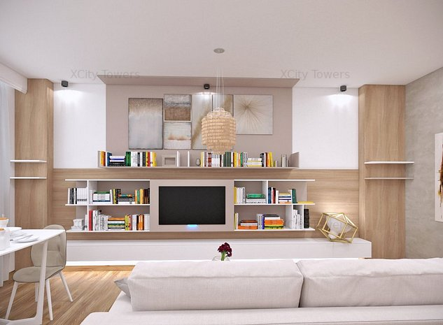 Apartament generos cu 3 camere -- finalizare în 2020 - imaginea 1