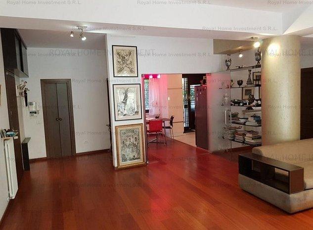 Apartament Impecabil 4 Camere | Ultra Finisat | Terasa | Garaj | Floreasca - imaginea 1