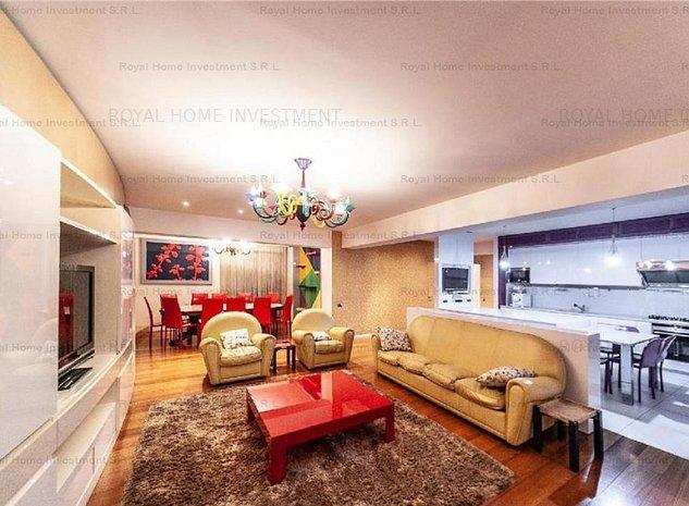 Apartament Impecabil 4 Camere | Ultra Finisat | 3 Locuri Parcare | Cismigiu - imaginea 1