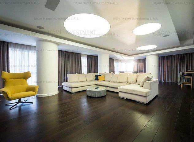 Apartament Impecabil 3 Camere   Ultra Finisat   Boxa   Floreasca - imaginea 1