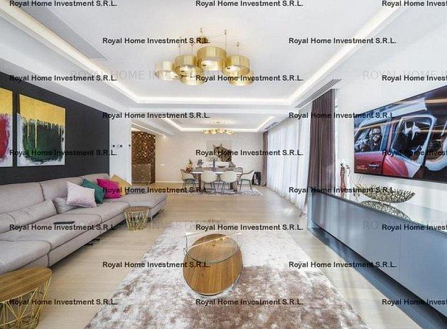 Penthouse Impecabil | Ultra Finisat | 316 MP | Herastrau - imaginea 1