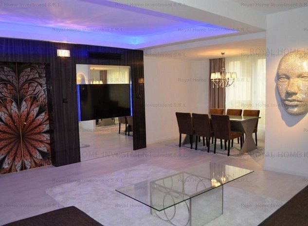 Apartament Impecabil | Ultra Finisat | 4 Camere | Parcare | Herastrau - imaginea 1