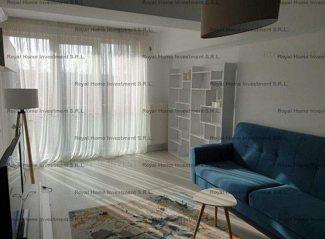 Apartament Ultra Finisat | Grozavesti | Loc Parcare - imaginea 1