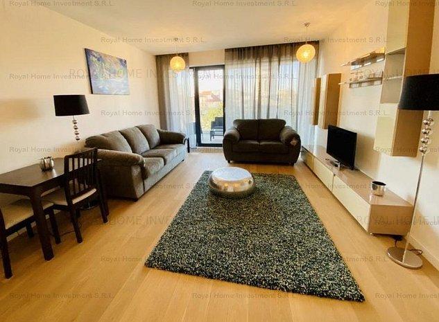 Apartament Impecabil   2 Camere   Zona Herestrau - imaginea 1