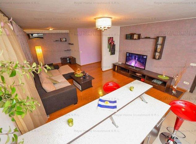 Apartament Impecabil 2 Camere   Metrou   Parcare   Baba Novac - imaginea 1
