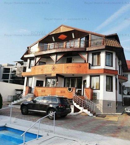 Vila Impecabila | 12 Camere | Zona Baneasa - imaginea 1