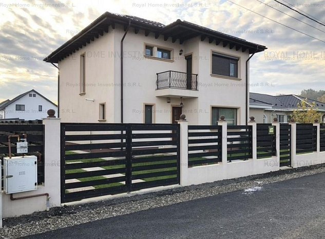 Vila Impecabila | 4 Camere | Zona Otopeni Tunari - imaginea 1