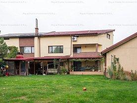 Casa de vânzare 6 camere, în Corbeanca, zona Central
