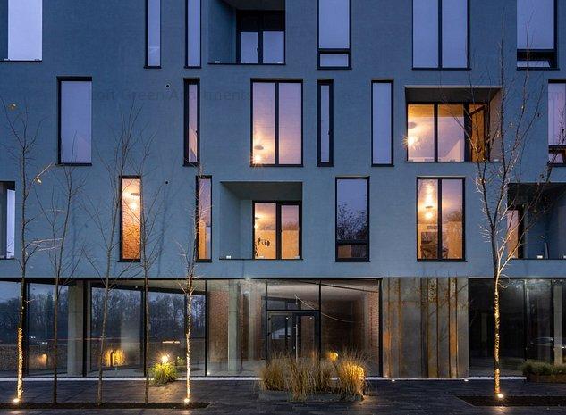 Apartamente verzi, cu design contemporan, langa Padurea Mogosoaia - imaginea 1