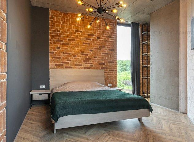 3 camere ecofriendly, cu design contemporan, Padure Mogosoaia - imaginea 1
