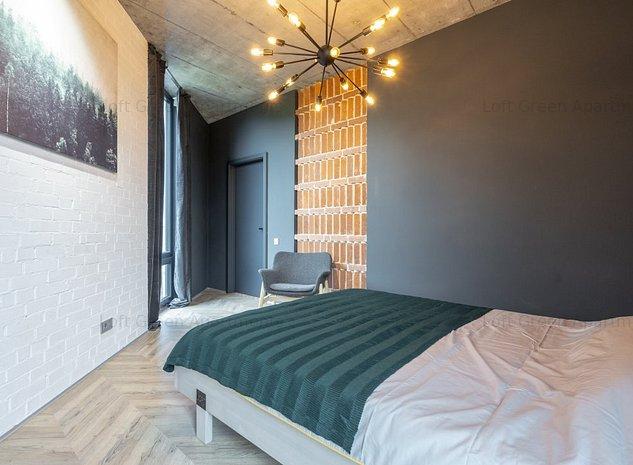 Apartament ecofriendly, cu design soft loft, Padure Mogosoaia - imaginea 1