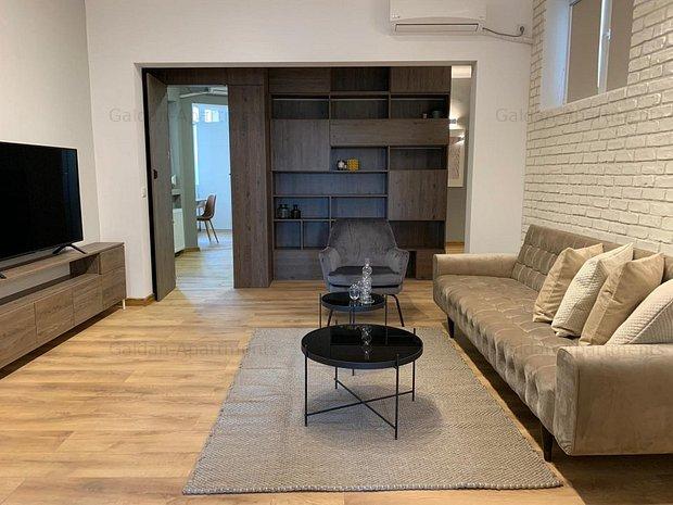3 Bedroom Apartment in Cismigiu Park - Brand New - First Rent - imaginea 1