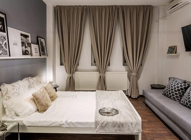*GalDan-Apartments* STUDIO ULTRACENTRAL - imaginea 1