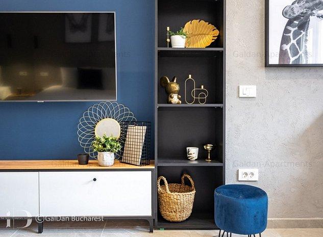 *GalDan-Apartments* Calea Victoriei* STUDIO LUX - PRIMA INCHIRIERE - imaginea 1