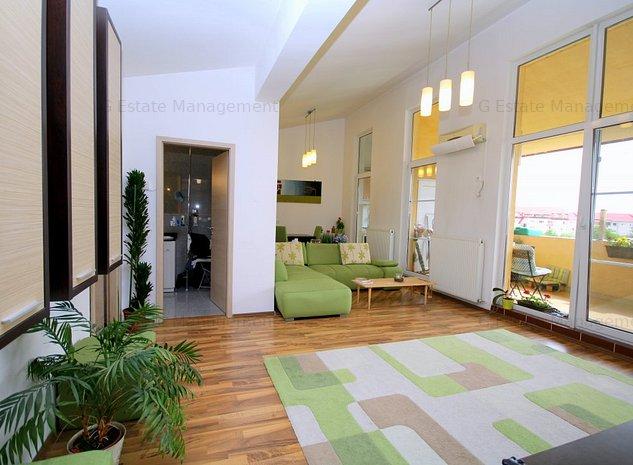 Casa la bloc mobilata si utilata, aproape de Mall. COMISION ZERO! - imaginea 1