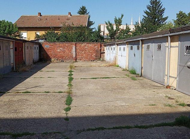 Garaj, zona Crucii/ Balcescu - imaginea 1