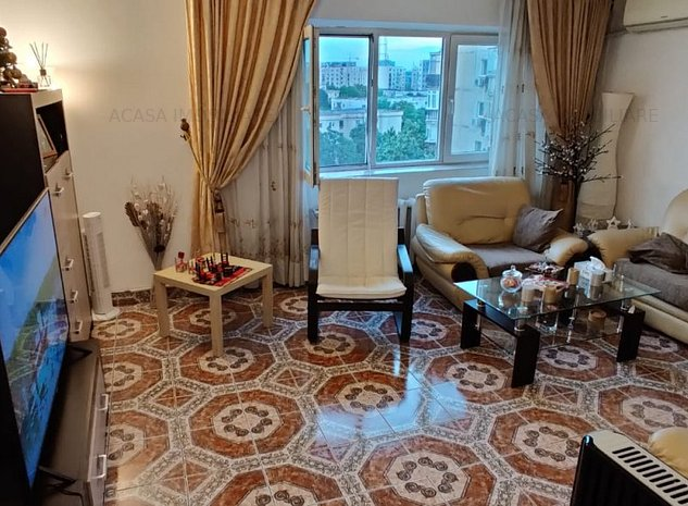 Apartament 3 camere, Militari, zona Teatrul Masca - imaginea 1