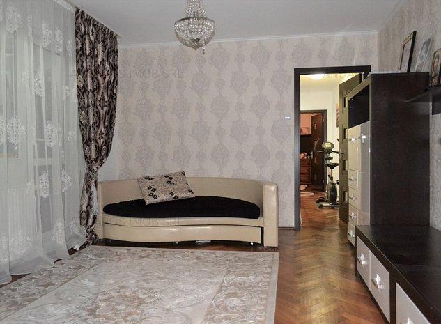 Apartament 3 camere Apusului, Gorjului, Militari, mobilat si utilat - imaginea 1