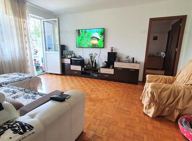 Apartament 3 camere Dr.Taberei,Timisoara, Sibiu, Afi, 2 min. metrou Favorit - imaginea 1