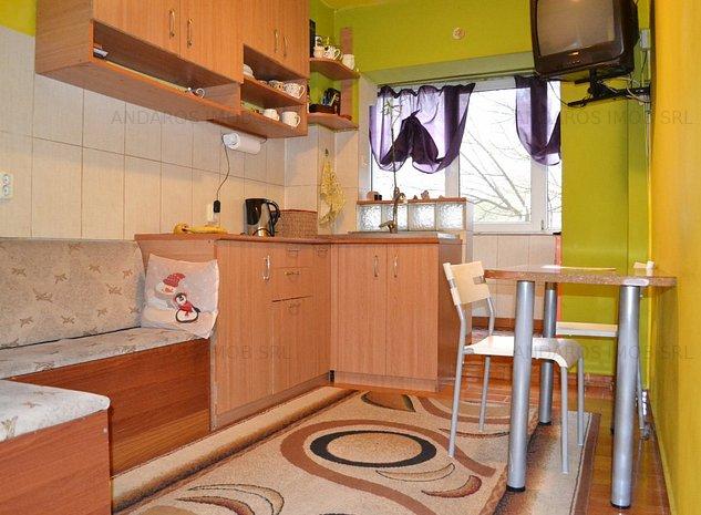 Apartament 3 camere etaj 1, Dristor, Camil Ressu, stradal Ramnicu Sarat - imaginea 1