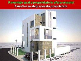 Casa de vânzare 7 camere, în Bragadiru, zona Central