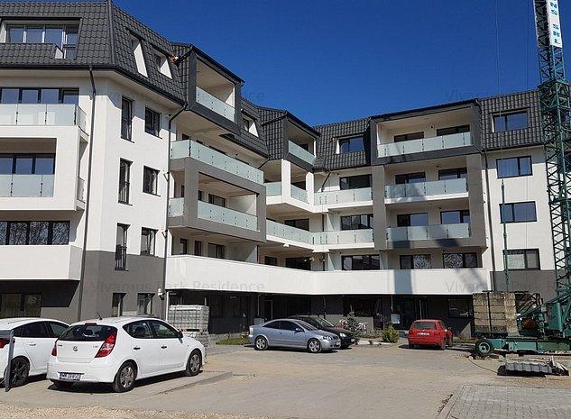 Apartamente cu 3 camere in bloc nou Brasov - imaginea 1