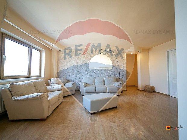 Apartament deosebit cu 4 camere  in zona PODGORIA - imaginea 1