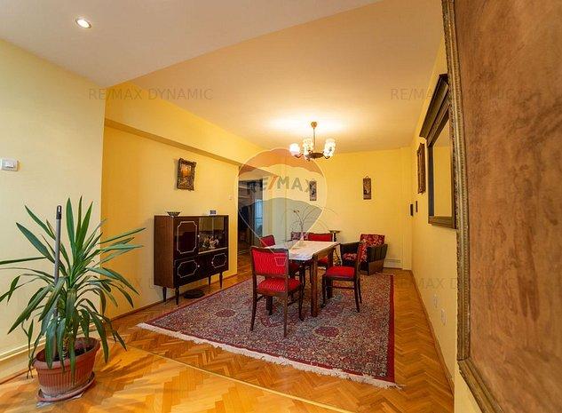 Apartament 4 camere in zona Polivalenta- Malul Muresului - imaginea 1