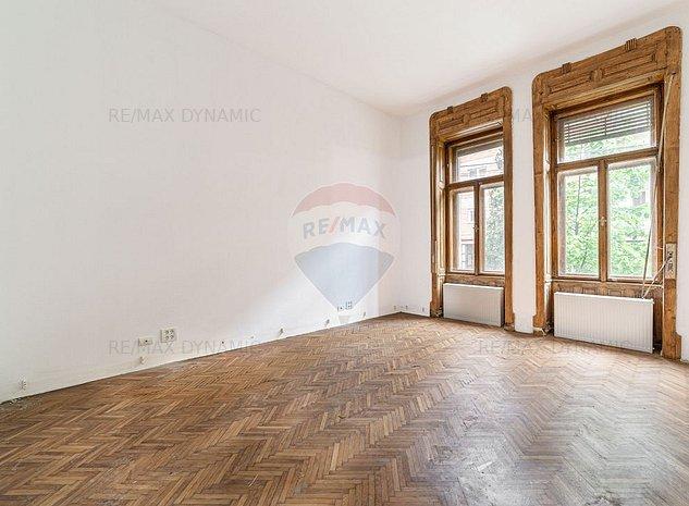 Apartament 3 camere PARTER de vanzare - Vasile Milea - imaginea 1
