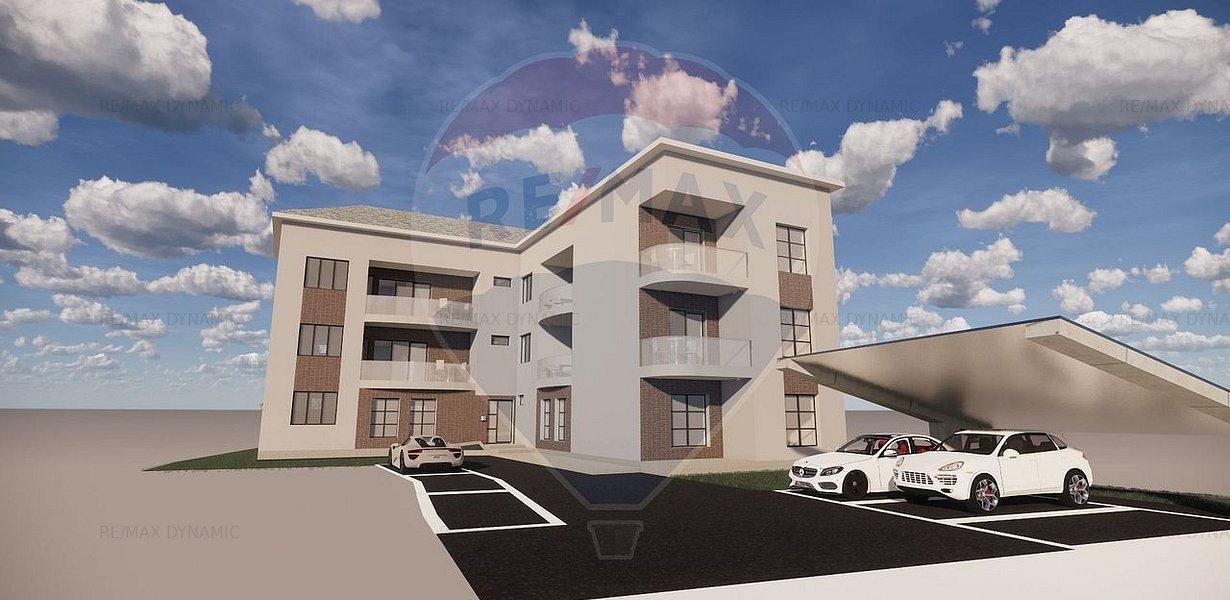 Apartament 3 camere NOU 2020  zona Central, finisaje lux,comision 0% - imaginea 1