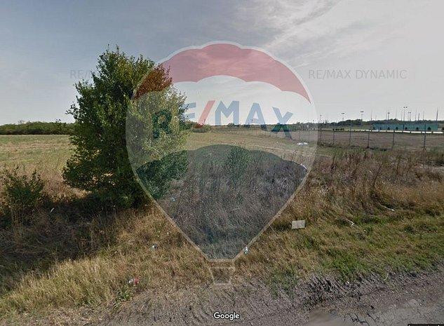 De vanzare teren extravilan 5000 mp la iesirea din Arad spre Zadareni - imaginea 1