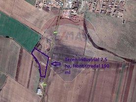 Teren agricol de vânzare, în Zimandcuz