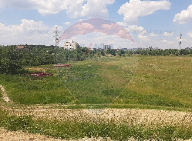 Teren 5,150mp Arad / Strada Eugen Popa - imaginea 1
