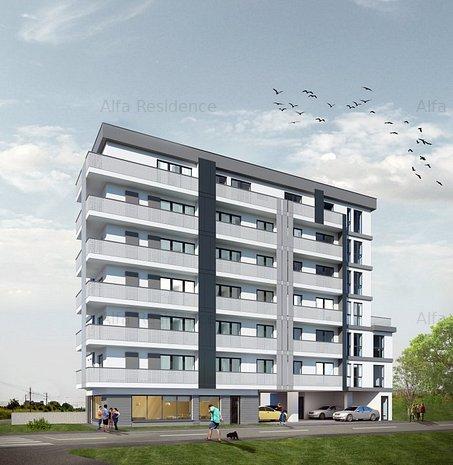 Apartament cu 2 dormitoare - imaginea 1