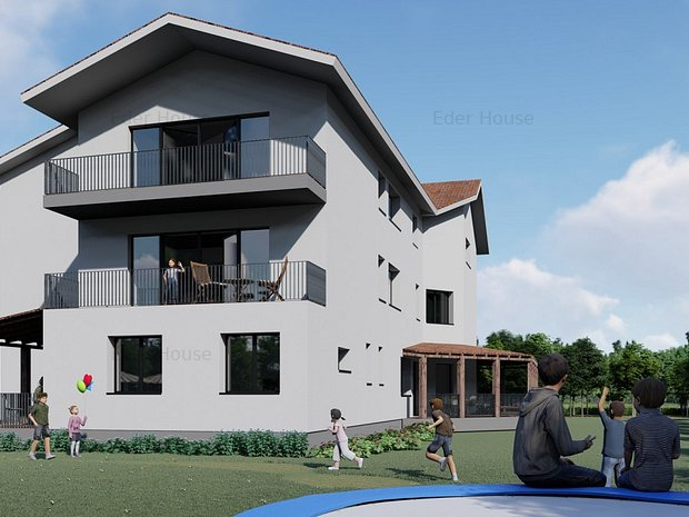 ederhouse.ro - apartament in vila - doar: Eder House - SUNSET LOFT - etaj 2 - 05