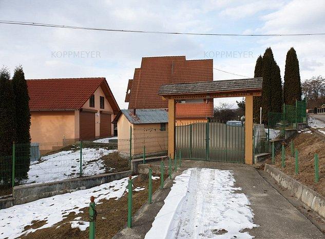 Casa Vila 9 camere Albestii de Muscel Arges Campulung Albesti COMIS 0% - imaginea 1