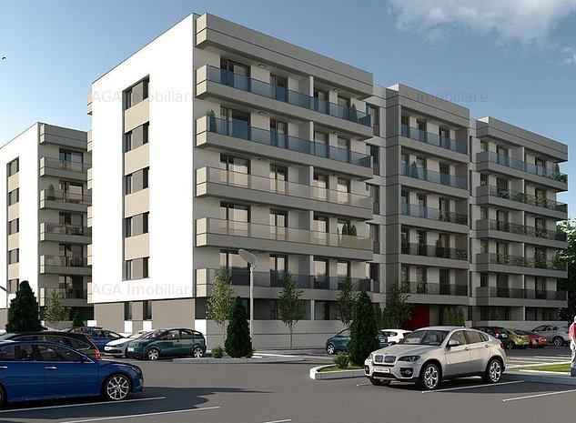 Apartament 2 camere - Direct Dezvoltator - 1 minut Metrou Berceni - imaginea 1