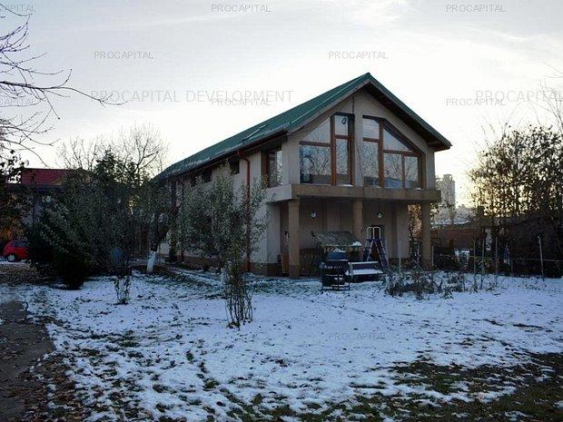 Casa 342 mp cu teren 1349mp in zona Giurgiului - imaginea 1