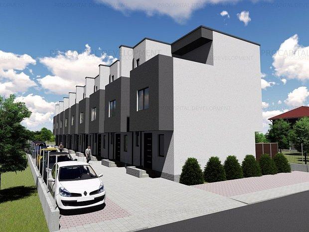 Sos. Oltenitei | Casa P+2 | Constructie noua | Comision 0% - imaginea 1