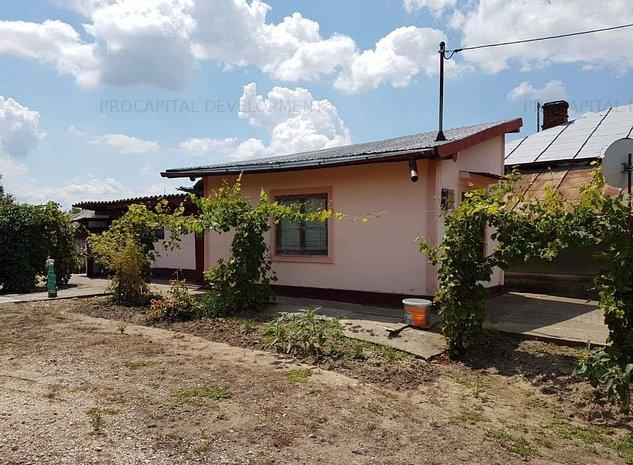 Casa de vanzare plus teren Teleorman/Olt - imaginea 1