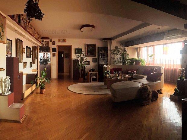Apartament 3 camere 110 mp utili Titulescu - Grivita - imaginea 1