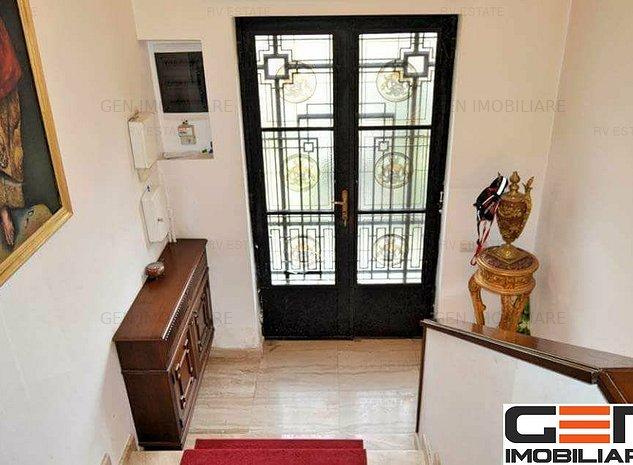 Apartament 5 camere superb in vila Dorobanti - Capitale - imaginea 1