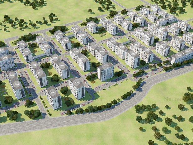 Studio de vanzare in bloc nou, Maurer Residence (MR39) - imaginea 1