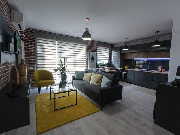 Apartament 2 camere bloc nou, Maurer Residence Constanta MR55A - imaginea 1