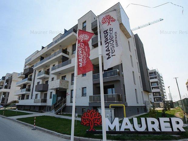 Apartament 3 Camere bloc nou, Maurer Residence, MR74 - imaginea 1