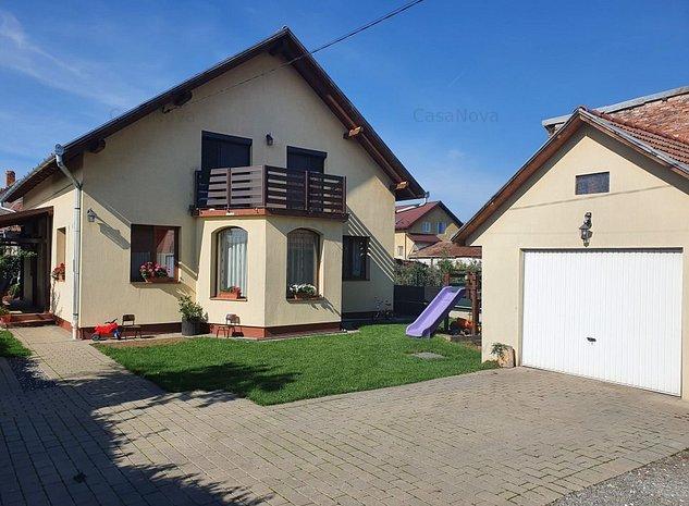 Casa de vanzare in Someseni-Suprafata utila-200mp+teren total-400mp - imaginea 1